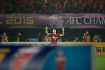 Guangzhou Evergrande plays Al Ahli during their AFC Champions League Final Match 2nd Leg on 21 November 2015 at the Tianhe Sport Center in Guangzhou, China. Photo by Victor Fraile / Power Sport Images