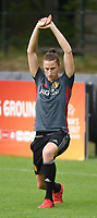20170722 - RIJEN , NETHERLANDS :  Heleen Jaques pictured during the training on the pitch of VV Rijen , The Netherlands PHOTO SPORTPIX.BE | DIRK VUYLSTEKE
