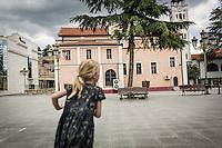 Makedonien. Skopje og Ohrid. Foto: Jens Panduro
