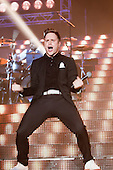Mar 10, 2013: OLLY MURS - Wembley Arena London