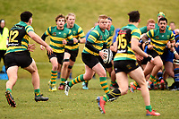Ben Patston in action during the Otago premier club rugby union match between Kaikorai and Green Island at Bishopscourt Park in Dunedin, New Zealand on Saturday, 4 July 2020. Photo: Joe Allison / lintottphoto.co.nz