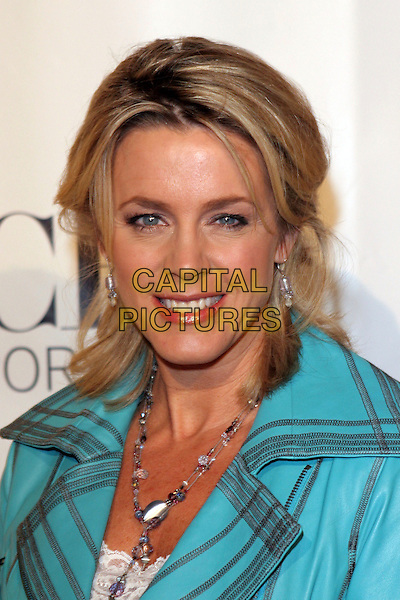 DEBORAH NORVILLE.CBS, Paramount, UPN, Showtime, and King World 2006 TCA Winter Press Tour Party - Arrivals held at the Wind Tunnel, Pasadena, California..January 18th, 2006.Photo: Zach Lipp/AdMedia/Capital Pictures.Ref: ZL/ADM.headshot portrait necklace.www.capitalpictures.com.sales@capitalpictures.com.© Capital Pictures.