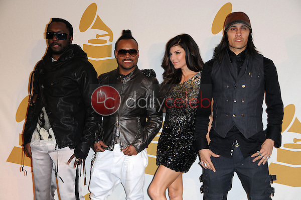 Will.i.Am, Apl.de.Ap, Stacy 'Fergie' Ferguson, and Taboo of the Black Eyed Peas<br />