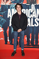 "Fionn Whitehead<br /> arriving for the premiere of ""American Animals"" screening at Somerset House, London<br /> <br /> ©Ash Knotek  D3425  22/08/2018"