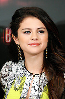 Selena Gomez attends 'Spring Breakers' photocall at Villamagna Hotel in Madrid. February 21, 2013. (ALTERPHOTOS/Caro Marin) /NortePhoto
