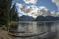 Macmillan, Ross Lake National Recreation Area, North Cascades National Park, US