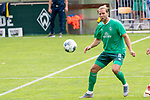 07.07.2019, Parkstadion, Zell am Ziller, AUT, PSP SV WERDER BREMEN vs WSG SWAROVSKI TIROL<br /> <br /> im Bild / picture shows <br /> <br /> Niclas Füllkrug / Fuellkrug (Neuzugang Werder Bremen #11)<br /> <br /> <br /> Foto © nordphoto / Kokenge