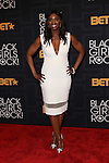 LOLA OGUNNAIKE ATTENDS THE 2016 BLACK GIRLS ROCK! Hosted by TRACEE ELLIS ROSS  Honors RIHANNA (ROCK STAR AWARD), SHONDA RHIMES (SHOT CALLER), GLADYS KNIGHT LIVING LEGEND AWARD), DANAI GURIRA (STAR POWER), AMANDLA STENBERG YOUNG, GIFTED & BLACK AWARD), AND BLACK LIVES MATTER FOUNDERS PATRISSE CULLORS, OPALL TOMETI AND ALICIA GARZA (CHANGE AGENT AWARD) HELD AT NJPAC