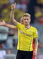 FUSSBALL   1. BUNDESLIGA   SAISON 2013/2014   SUPERCUP Borussia Dortmund - FC Bayern Muenchen           27.07.2013 Marco Reus (Borussia Dortmund)
