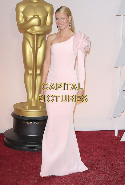 22 February 2015 - Hollywood, California - Gwyneth Paltrow. 87th Annual Academy Awards presented by the Academy of Motion Picture Arts and Sciences held at the Dolby Theatre. <br /> CAP/ADM<br /> &copy;AdMedia/Capital Pictures Oscars