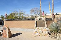 Korean Remembrance Wall at General Patton Memorial Museum