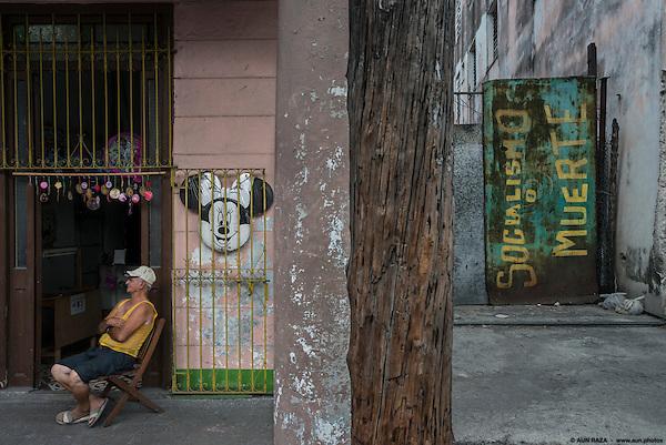 Mira, Havana.