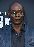 "15 May 2019 - Hollywood, California - Lance Reddick. ""John Wick: Chapter 3 - Parabellum"" Special Screening Los Angeles held at the TCL Chinese Theatre.     <br /> CAP/ADM/BT<br /> ©BT/ADM/Capital Pictures"