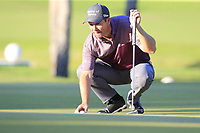 Padraig Harrington (IRL) on the 17th green during Friday's Round 2 of the 2018 Turkish Airlines Open hosted by Regnum Carya Golf &amp; Spa Resort, Antalya, Turkey. 2nd November 2018.<br /> Picture: Eoin Clarke | Golffile<br /> <br /> <br /> All photos usage must carry mandatory copyright credit (&copy; Golffile | Eoin Clarke)