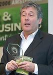 EGCOA congres: president Marcel Welling met award