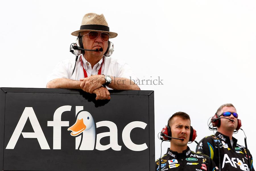 Charlotte Motor Speedway.Jack Roush.© 2010, Tyler Barrick. ....