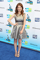 SANTA MONICA, CA - AUGUST 19: Ellie Kemper at the 2012 Do Something Awards at Barker Hangar on August 19, 2012 in Santa Monica, California. Credit: mpi21/MediaPunch Inc. /NortePhoto.com<br />