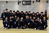 U19 Men's World Championships Qualification for Asia-Oceania Region, Australia v New Zealand at ASB Sports Centre, Wellington, New Zealand on Saturday 29 September 2018. <br /> Photo by Masanori Udagawa. <br /> www.photowellington.photoshelter.com