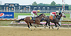 Rhodsey winning at Delaware Park on 7/14/12