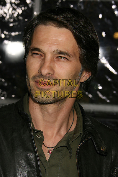 "OLIVIER MARTINEZ.""American Gangster"" Industry Screening held at Arclight Theatres, Hollywood, California, USA..October 29th, 2007.portrait headshot stubble facial hair .CAP/ADM/RE.©Russ Elliot/AdMedia/Capital Pictures."