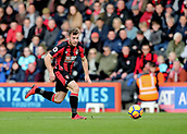 3rd December 2017, Vitality Stadium, Bournemouth, England; EPL Premier League football, Bournemouth versus Southampton;  Ryan Fraser of Bournemouth sprints forward with the ball