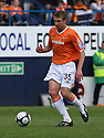 Simon Heslop of Luton (on loan from Barnsley) during the Blue Square Premier play-off semi-final 2nd leg  match between Luton Town and York City at Kenilworth Road, Luton on Monday 3rd May, 2010..© Kevin Coleman 2010 ..