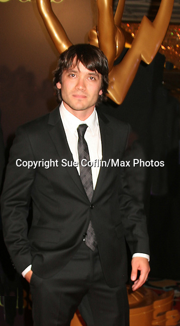 Dominic Zamprogna - Red Carpet - 37th Annual Daytime Emmy Awards on June 27, 2010 at Las Vegas Hilton, Las Vegas, Nevada, USA. (Photo by Sue Coflin/Max Photos)