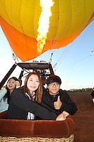 20150827 27 August Hot Air Balloon Cairns