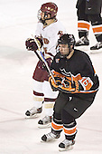 Joe Adams, Brett Wilson - Boston College defeated Princeton University 5-1 on Saturday, December 31, 2005 at Magness Arena in Denver, Colorado to win the Denver Cup.  It was the first meeting between the two teams since the Hockey East conference began play.