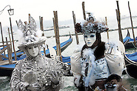 Carnevale di Venezia.<br /> Carnival in Venice.<br /> UPDATE IMAGES PRESS/Riccardo De Luca