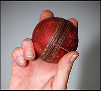 BNPS.co.uk (01202 558833)<br /> Pic: Knights/BNPS<br /> <br /> Howzat - One of crickets most precious artefacts is up for sale.<br /> <br /> Yours for &pound;12,000 - The cricket ball used by England paceman Bob Willis to skittle out Australia in the 'Greatest' Test match of 1981.<br /> <br /> The fast bowler used the Dukes ball to get eight Australian wickets for only 43 runs after Ian Botham's legendary 149 innings had helped turn over odds of 500-1 and an unlikely victory for the beleaguered England team.<br /> <br /> Willis performed like a man possessed and in an incredible spell of fast bowling won the match for England.<br /> <br /> He kept the ball afterwards and it has now been put up for sale at auctioneers Knights.