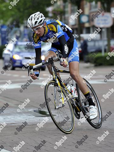 2010-08-29 / Wielrennen / Amaury Capiot..Foto: Mpics