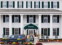 The Equinox Hotel Resort.