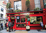 The Temple Bar traditional pub, city of Dublin, Ireland, Irish Republic