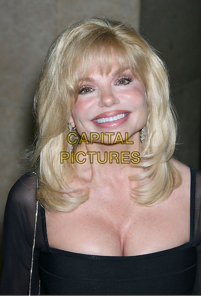 LONI ANDERSON .8th Annual Costume Designers Guild Awards Gala held at the Beverly Hilton Hotel, Beverly Hills, California, USA..February 25th, 2006.Photo: Zach Lipp/AdMedia/Capital Pictures.Ref: ZL/ADM.headshot portrait cleavage.www.capitalpictures.com.sales@capitalpictures.com.© Capital Pictures.