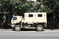 JUN 05 Active-Duty Troops Leave Washington D.C.