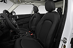 Front seat view of 2019 MINI Countryman 5-Door 5 Door Hatchback Front Seat  car photos