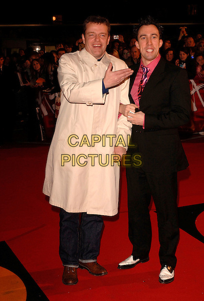 "GUESTS.Arriving at the 2007 ""Brit Awards"" at Earls Court, London, England, 14th February 2007..full length .CAP/FIN.©Steve Finn/Capital Pictures."