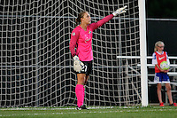 Piscataway, NJ - Wednesday Sept. 07, 2016: Caroline Casey during a regular season National Women's Soccer League (NWSL) match between Sky Blue FC and the Orlando Pride FC at Yurcak Field.
