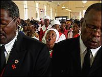 Singing is like Praying, Methodist Church, Langa, Cape Town, SA 2007