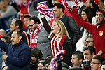 Atletico de Madrid's supporters during La Liga match. April 4,2017. (ALTERPHOTOS/Acero)