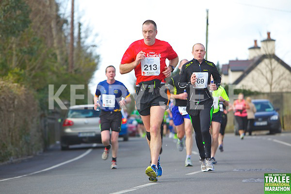 0213 Tony Foley who took part in the Kerry's Eye, Tralee International Marathon on Saturday March 16th 2013.