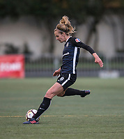 Seattle, WA - Saturday March 24, 2018:  during a regular season National Women's Soccer League (NWSL) match between the Seattle Reign FC and the Washington Spirit at the UW Medicine Pitch at Memorial Stadium.