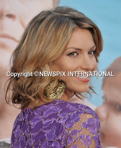 """DAWN OLIVIERI.attends the World Premiere of """"The Change-Up"""" at the Village Theatre, Westwood, Los Angeles_01/08/2011.Mandatory Photo Credit: ©Crosby/Newspix International. .**ALL FEES PAYABLE TO: """"NEWSPIX INTERNATIONAL""""**..PHOTO CREDIT MANDATORY!!: NEWSPIX INTERNATIONAL(Failure to credit will incur a surcharge of 100% of reproduction fees).IMMEDIATE CONFIRMATION OF USAGE REQUIRED:.Newspix International, 31 Chinnery Hill, Bishop's Stortford, ENGLAND CM23 3PS.Tel:+441279 324672  ; Fax: +441279656877.Mobile:  0777568 1153.e-mail: info@newspixinternational.co.uk"""