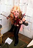 The Great Kat; Katherine Thomas; 1988; Session<br /> Photo Credit: Eddie Malluk/Atlas Icons.com