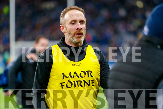 Kerry Selector Tommy Griffin after the Allianz Football League Division 1 Round 1 match between Dublin and Kerry at Croke Park on Saturday.