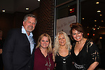 Guiding Light's Robert Newman with Wendy Madore and One Life To Live's Ilene Kristen and As The World Turns' Lauren B. Martin - Karaoke - Sing It For Autism - 13th Annual Daytime Stars and Strikes for Autism on April 22, 2016 at The Residence Inn Secaucus Meadowland, Secaucus, NJ. April is Autism Awareness Month - Make a Difference This Spring. (Photo by Sue Coflin/Max Photos)