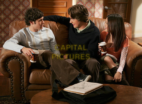 "ADAM BRODY, MICHAEL CASSIDY & RACHEL BILSON.in The O.C. - The OC.""The Second Chance"" .*Editorial Use Only*.www.capitalpictures.com.sales@capitalpictures.com.Supplied by Capital Pictures."