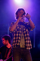 August 14, 2010: Legendary Award-winning country singer-songwriter Dierks Bentley performs live at the 'Rhythm on the Vine' charity event to benefit Shriners Children Hospital held at  the South Coast Winery Resort & Spa in Temecula, California..Photo by Nina Prommer/Milestone Photo