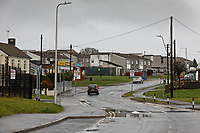 Pictured: Bettws near Bridgend, Wales, UK. Wednesday 19 February 2020<br /> Re: The effect of the Ford factory closure will have to Bridgend in south Wales, UK.